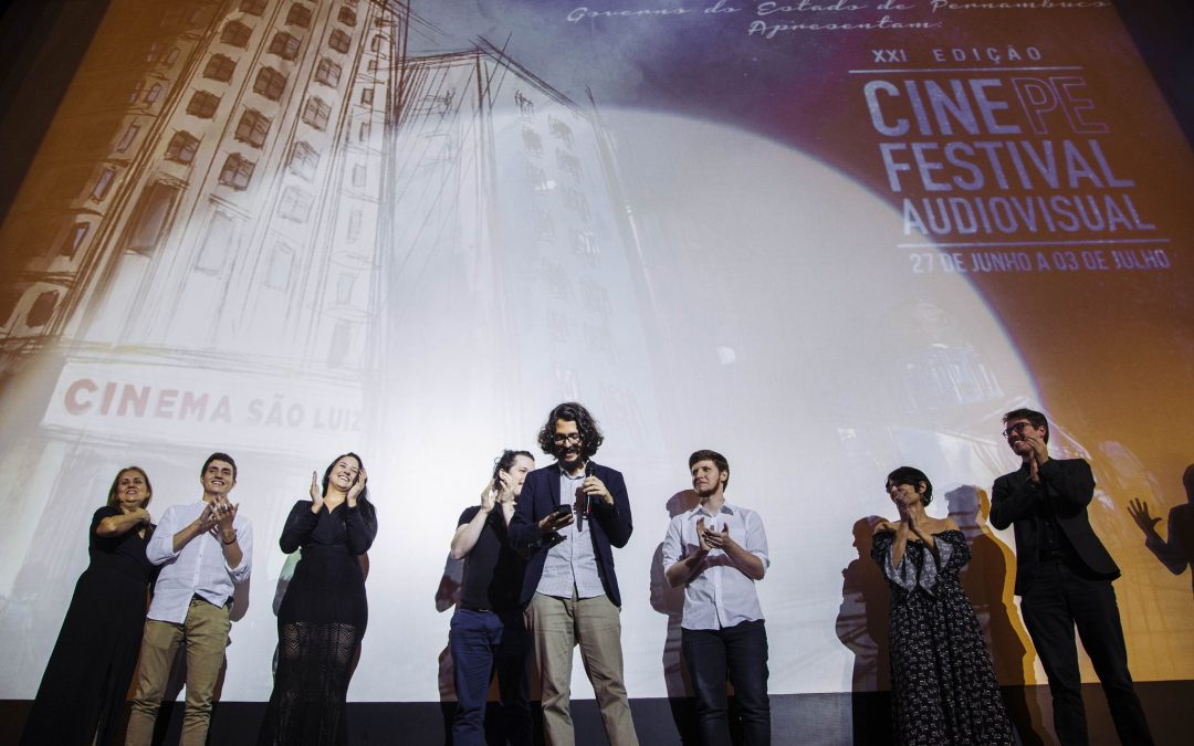 'O Jardim das Aflições' lota Cinema São Luiz na segunda noite do CINE PE