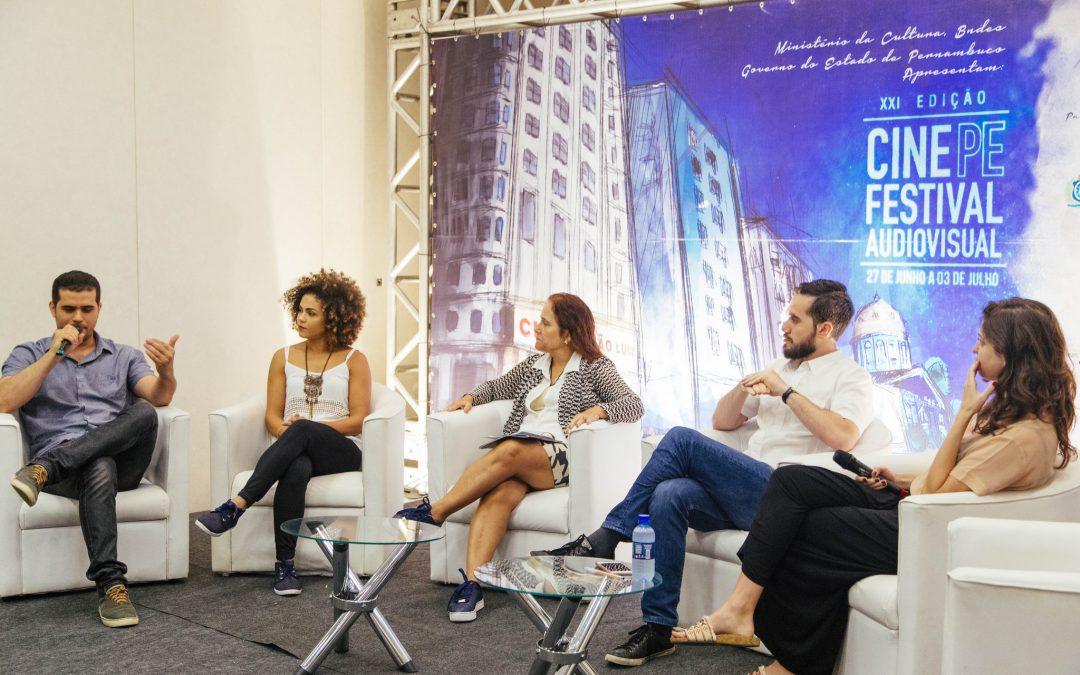 Hotel Transamérica sedia penúltima coletiva de imprensa do CINE PE
