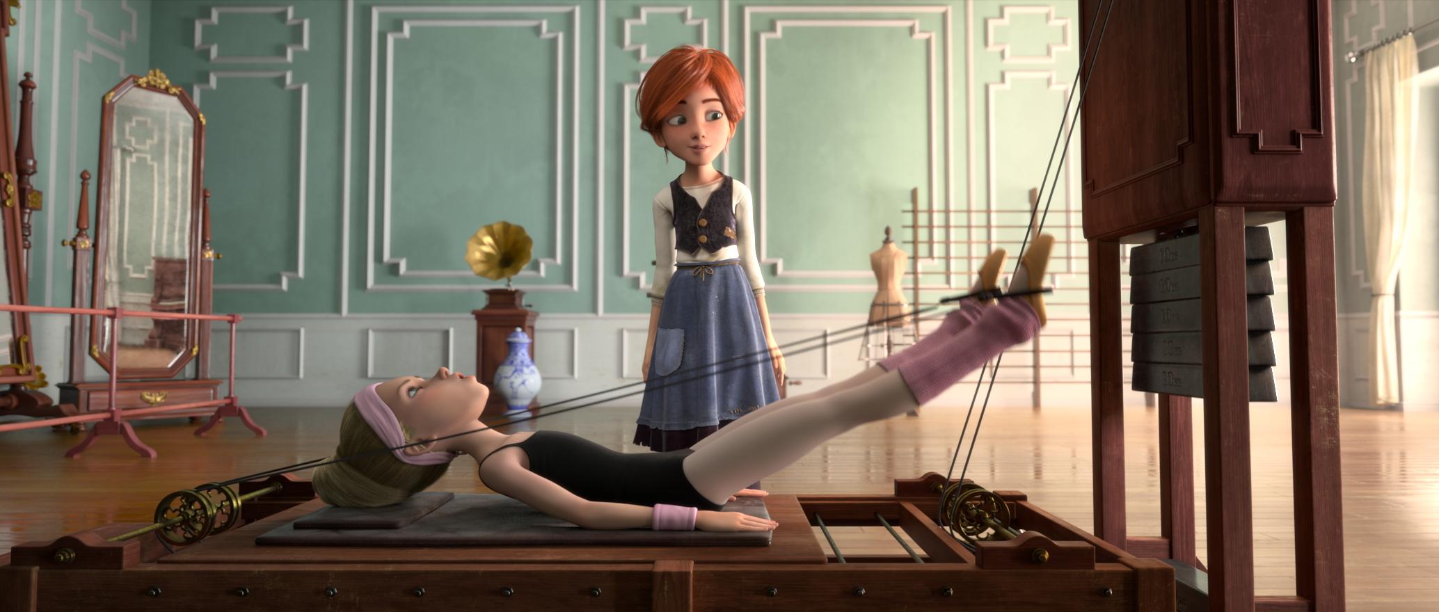 A Bailarina 01