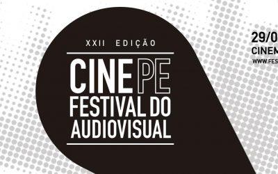 CINE PE DIVULGA LISTA DE FILMES SELECIONADOS PARA SUA 22ª EDIÇÃO