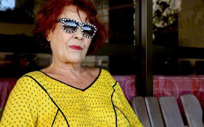 Kátia Mesel é uma das estrelas da 22ª edição do Cine PE