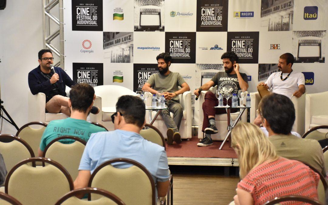 Curta carioca com Marielle Franco é debatido na terceira coletiva do Cine PE