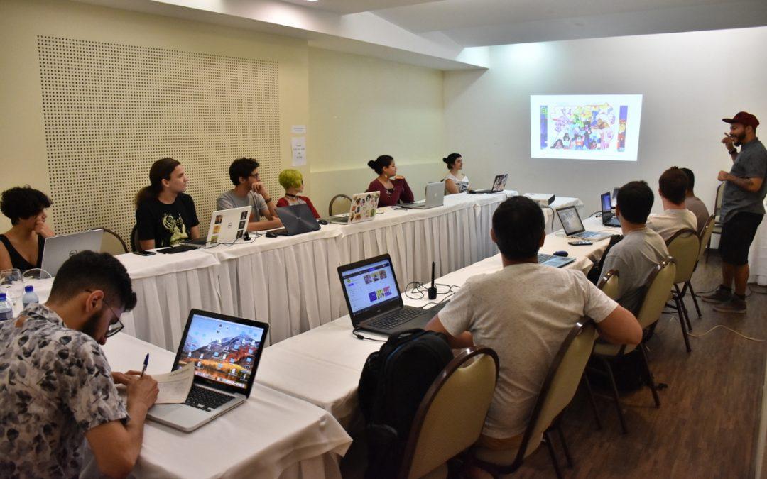 Cine PE promove workshop em parceria com PortoMídia