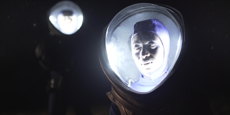 A Margem do Universo 2 - Foto Gustavo Serrate