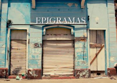 EPÍGRAMAS