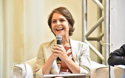 """""""Para os cineastas pernambucanos, eu tô facinha, facinha"""", revela Drica Moraes durante o Cine PE"""